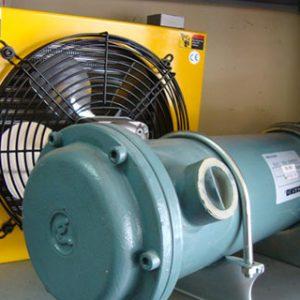 Hydraulic Oil Cooling Fan