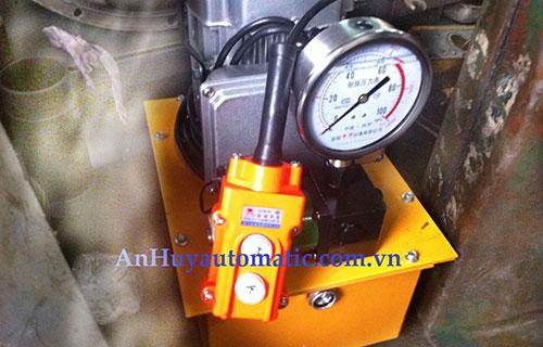 Bộ nguồn thủy lực áp cao điều khiển điện