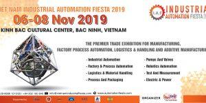 Triển Lãm Tự động Hóa Công Nghiệp Bắc Ninh 2019- VIAF Của Thủy Lực An Huy