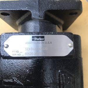 Bơm Bánh Răng 2 Tầng PGP511