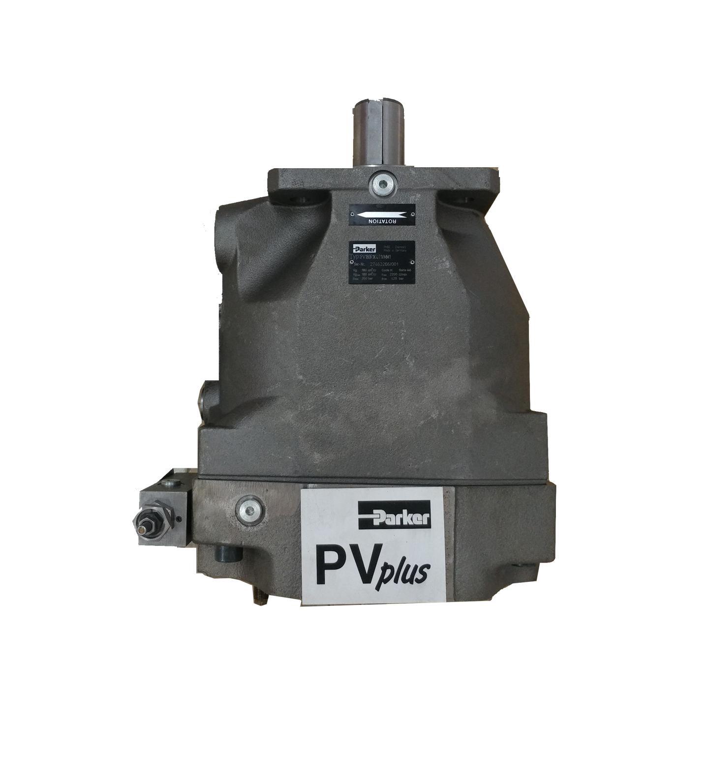 Bơm piston PVa Plus Parker, giá bơm piston PV Plus tốt nhất thị trường 1