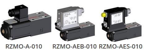 Van chỉnh áp tỷ lệ RZMO 1