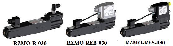 Van chỉnh tỷ lệ áp suất có đầu cảm biến RZMO-R 1
