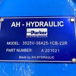 Bơm Cánh Gạt Ah Hydraulic Model 3525v 38a25 1cb 22r Part Number A 201021