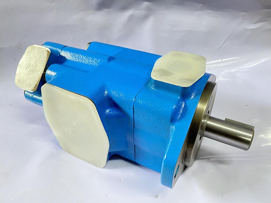 Bơm Cánh Gạt Ah Hydraulic Model 3525v 38a25 1cb 22r Part Number A 201021 2