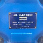 Bơm Cánh Gạt Ah Hydraulic Model 4535v 60a38 1cb 22b Part Number A 201021 1