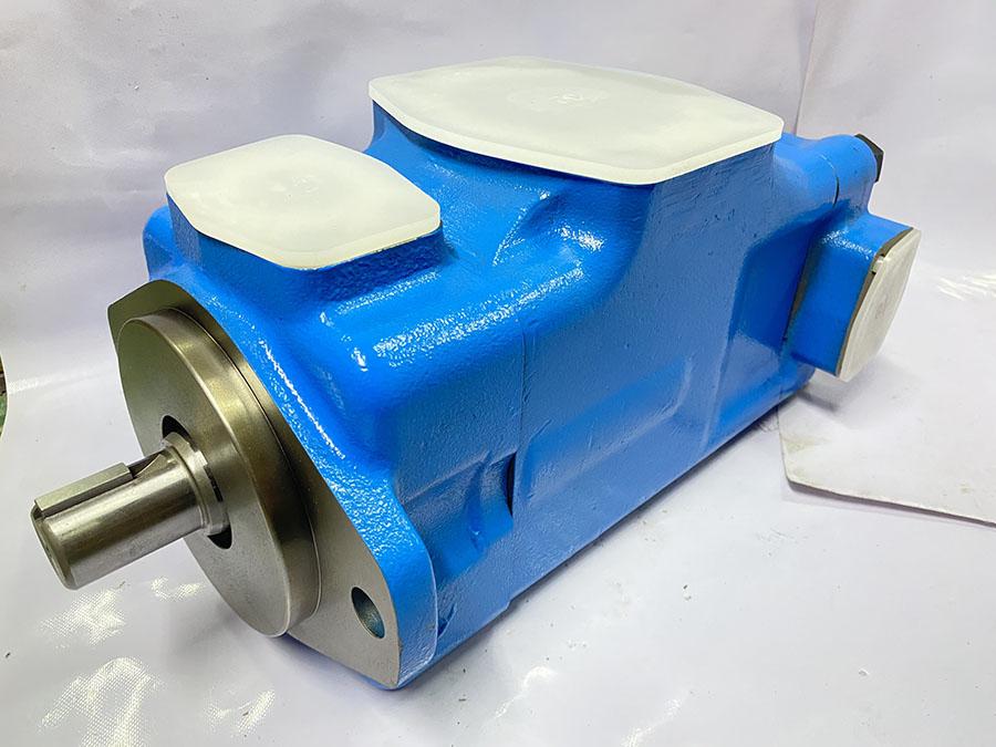 Bơm Cánh Gạt Ah Hydraulic Model 4535v 60a38 1cb 22b Part Number A 201021 2