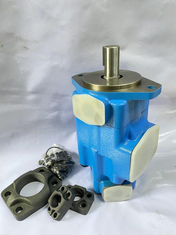 Bơm Cánh Gạt Ah Hydraulic Model 4535v 60a38 1cb 22b Part Number A 201021 3