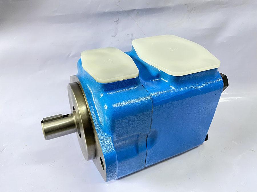 Bơm Cánh Gạt Ah Hydraulic Model 45v 60a 1c 22r Part Number A 201028 2