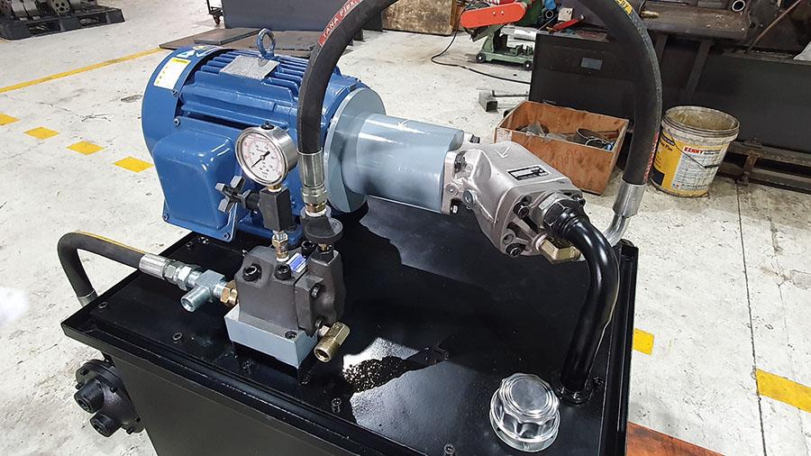 Bộ Nguồn Ah Hydraulic