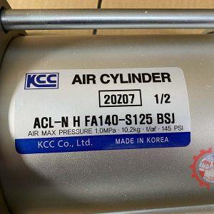 Xylanh Khi Nen Kcc ACL N H FA140 S125