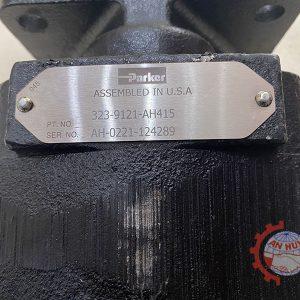 Bơm Bánh Răng 1 Tầng Ah-Hydraulic PT.NO 323-9121-AH 415