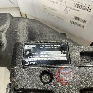 Motor Thuy Luc Parker F12 060 RF IV K 000 0000 P0