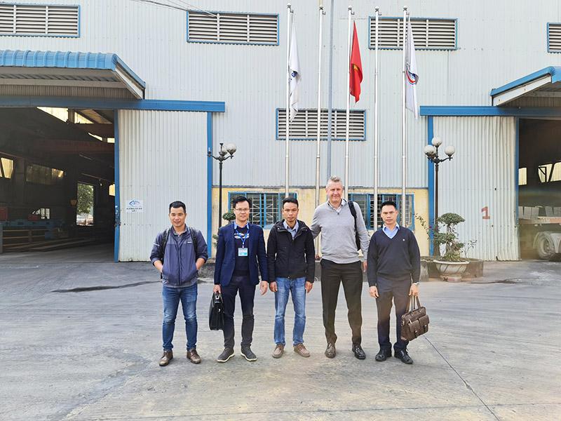 Khảo sát tại Nam Phát Group