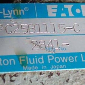 Motor Thuy Luc Eaton 2pc25b1115 C