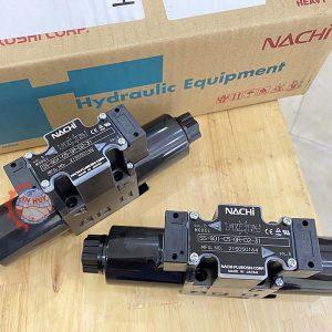 Van điều Khiển điện Nachi SS-G01-C5-GR-D2-31/MFG.NO.215050162