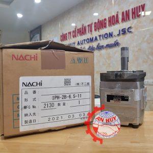 Bơm Bánh Răng Nachi IPH-2B-6.5-11