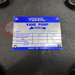 Bom Canh Gat Yuken Pv2r23