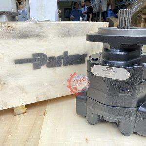 Bơm Vỏ Gang 1 Tầng Parker PGP350/PGP365 Lưu Lượng 118cc