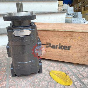 Bơm Vỏ Gang 2 Tầng Parker PGP350/PGP365 Lưu Lượng 118cc