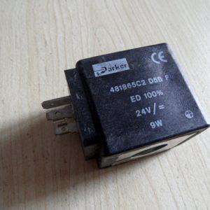 Cuộn Cảm 481865C2 – Coil Van Khí  điện 24V Parker