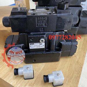 Van điều Khiển điện Parker D41VW
